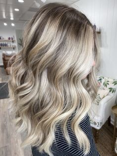 High contrast Life Happens, Shit Happens, Toasted Marshmallow, Blonde Balayage, Hair Color, Long Hair Styles, Beauty, Instagram, High Contrast