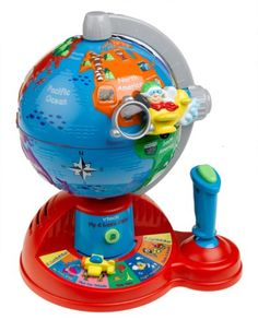 VTech - Fly & Learn Globe