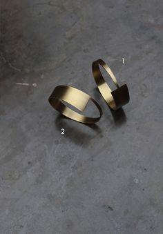 Image of Arrow Bracelets + Ring, wsake