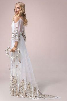 Rue De Seine original vintage Joplin Gown | W E D D I N G S ...