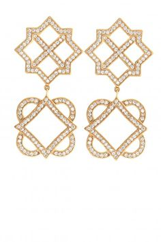 Crystal Novella Earrings