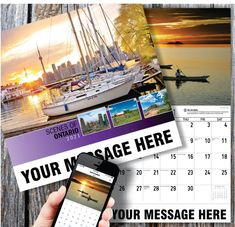 2021 Scenic Ontario Canada Wall Calendars for Business Advertising low as Promote your business name, logo and ad message all year! Calendar App, Print Calendar, Promotional Calendars, Canada Wall, Date Squares, Wall Calendars, Us Holidays, Post Ad, Advertise Your Business