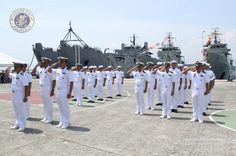 Philippine Navy held an arrival ceremony for the two Landing Craft Heavy (LCH) vessels gifted by the Australian Navy on August 7.  These LCHs, which will soon be commissioned as the BRP IVATAN (AT298) and BRP BATAK (AT 299), both a Balikpapan Class Landing Craft Heavy, will boost the Navy's capability to transport personnel, equipment and aid during humanitarian assistance and disaster relief operations.  BRP IVATAN and BRP BATAK will also be useful in transporting troops.