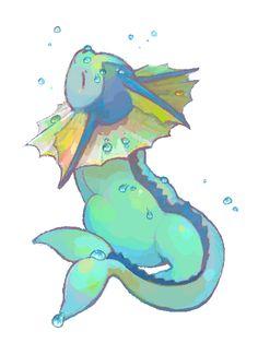 sea dragon vaporean