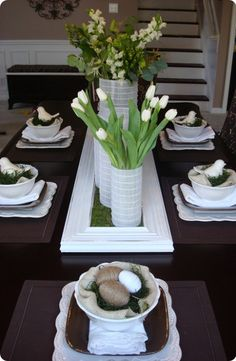 Emerald Interior Design - Easter Decorating Ideas