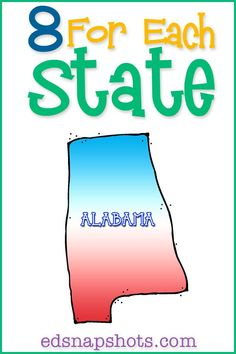 Alabama state study alabama activities and social studies us geography alabama fandeluxe Image collections