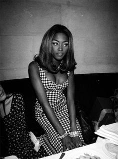 Naomi Campbell 90s
