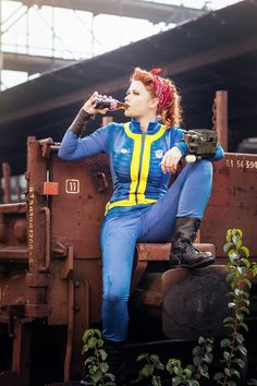 This 'Fallout' Cosplayer Can Do It!