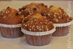 Üzümlü Muffin Tarifi nasıl yapılır? 973 kişinin defterindeki Üzümlü Muffin Tarifi'nin resimli anlatımı ve deneyenlerin fotoğrafları burada. Yazar: Yasemin Atalar