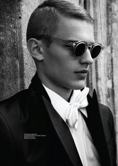 Bo Develius for Client Magazine