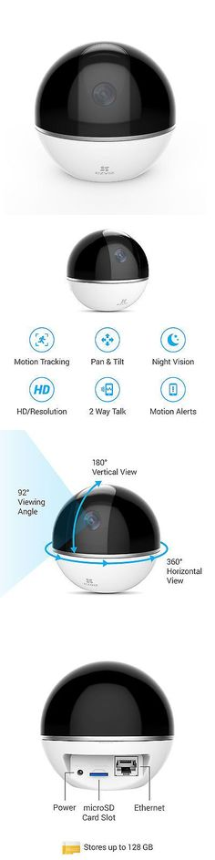Awesome Home Security 2017: Security Cameras: Ezviz Mini 360 Plus 1080P Hd Pan/Tilt/Zoom Home Security Camer... Covert Hidden Cameras Check more at http://homesecuritymonitoring.top/blog/review/home-security-2017-security-cameras-ezviz-mini-360-plus-1080p-hd-pantiltzoom-home-security-camer-covert-hidden-cameras/
