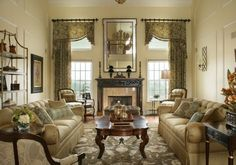 traditional living rooms | traditional living rooms also often have fireplaces it s a very ...