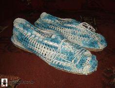 Espadrilles mal anders - für weite Füße geeignet