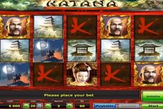 #WhatsHot: Art style is original and the #Katana bonus can mean some big winnings.  Whats #NotSoHot: Zero #mobile support and no opportunity for mini-game making this slot kind of monotonous.