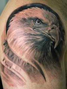 Awesome Eagle Tattoo Designs For Men - http://tattooideastrend.com/awesome-eagle-tattoo-designs-for-men/ -