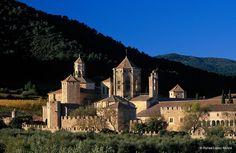 Près de Tarragone   Tarragona Histoire Vivante Monastère de Poblet