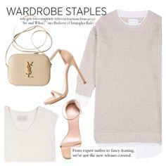 Wardrobe Staple by brochuwalker