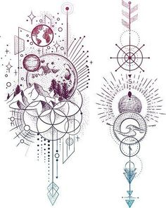 Tattoos moonlight tattoo geometric tattoo design geometric tattoo tattoo images symbolic tattoos vector illustration set of moon phases different stages of moonlight activity in vintage engrav tattoos Symbolic Tattoos, Unique Tattoos, Cute Tattoos, Body Art Tattoos, Sleeve Tattoos, Tatoos, Gravure Illustration, Vintage Illustration, Illustration Vector