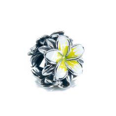 Frangipani Summer Charm. #flower #flowers #flowercharm #flowercharms #summercharms #auroracharm#silvercharm #flowerbracelet #flowerjewellery #jewellery #frangipani #plumeria #frangipanicharm #tropical #summer #tropicalflower #silverbracelet #bracelet #aurora #auroracharms #charm #charms #charmbracelet fits #Pandora #chamilia #ohmbeads #trollbeads etc.