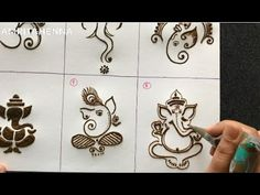 Easy Tips and tricks for henna Baby Mehndi Design, Basic Mehndi Designs, Henna Art Designs, Mehndi Designs For Beginners, Mehndi Designs For Girls, Mehndi Design Photos, Wedding Mehndi Designs, Mehndi Designs For Fingers, Dulhan Mehndi Designs