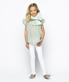 Kidsfashion green |