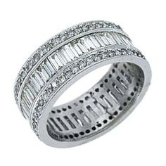 diamond wedding bands with baguettes   to wedding rings for women wedding rings for women weddings rings ...