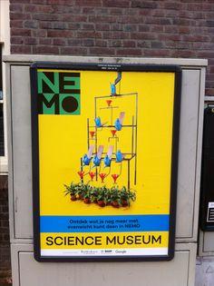 Nemo, poster, museum