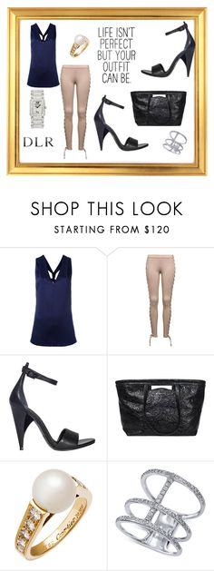 """K+K DLRBOUTIQUE"" by arijana-cehic ❤ liked on Polyvore featuring Lanvin, Puma, Kendall + Kylie, Stella & Dot, Cartier, Patek Philippe and Effy Jewelry"