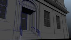"""115 Madison Avenue in the Style of """"The Division"""" - Page 2 - Polycount Forum"""