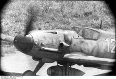 Messerschmitt Me 109, 1943/44