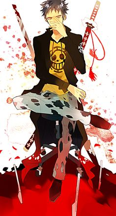 Browse ONE PIECE All Stars Trafalgar Law collected by Lucky Guy and make your own Anime album.