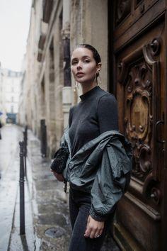 Paris Streetstyle   outfit   Uniqlo   HarperandHarley