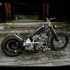 Bobber #harleydavidson #motorcycles