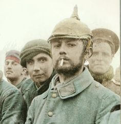 The Christmas Truce of 1914 - a really fascinating story that shows how silly war can be.
