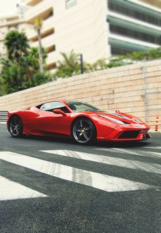 605 horsepower Ferrari 458 Italia Speciale. Most horsepower from a non-turbo or supercharged V8 engine.