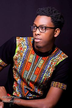 African Dashiki Tshirt for men and lADIES aFRICAN by JustJeanStore