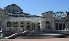 Opéra dans la station thermale de Vichy - Allier