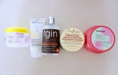 The 5 Best Deep Conditioners for Medium/High Porosity Natural Hair