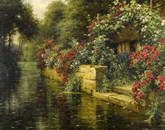Love him!   Louis Aston Knight Painting