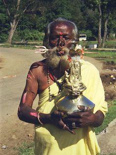 Kodaicanal-Sadhu - © GM