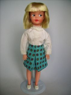 Blouse and Casual Skirt