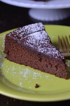 Nigella's Flourless Chocolate Orange Cake | Always Order Dessert