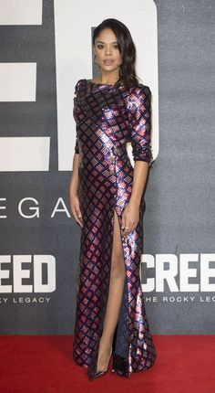 Tessa Thompson (Creed) has entered the Marvel Universe. The young actress first will star opposite Natalie Portman in Alex Garland's Annihilationthen segue to thethird installment of the Th…