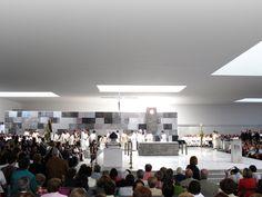 Ponferrada Church / Vicens + Ramos