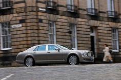 2011 Bentley Mulsanne Imagen