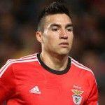 Striker Benfica, Nicolas Gaitan, kabarnya sangat di minati oleh dua klub papan atas dari Inggris pada bursa transfer kali ini.