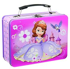 Disney Jr Sofia the First Large Tin Tote ** Check out the image by visiting  sc 1 st  Pinterest & Playhut Sofia The First Princess Castle Tent * ** AMAZON BEST BUY ...