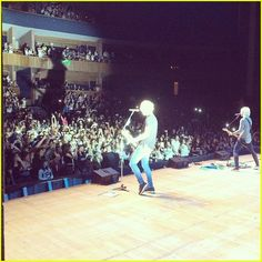 R5 Takes Their Show On The Road In Brazil