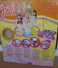 Мулатка Jenaya с музыкальным ковриком - очень редкая кукла от Zapf Creation, 2006 г, новая. / Игровые куклы / Шопик. Продать купить куклу / Бэйбики. Куклы фото. Одежда для кукол Zapf Creation, Best Friends, Family Guy, Guys, Movies, Movie Posters, Fictional Characters, Art, Beat Friends
