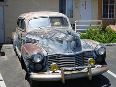 Cadillac Sixty Special sedan 1941 (route 66 2013)